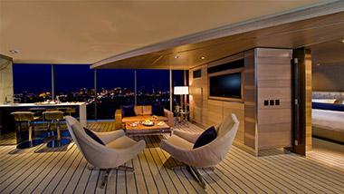 Flat Suite Living Room