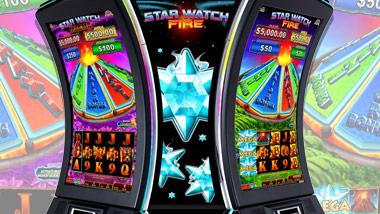 Star watch magma slot machine