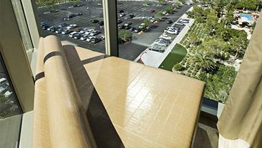 Flat Suite Window Seat