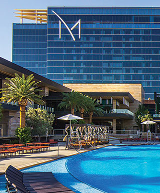 M Resort Spa and Casino
