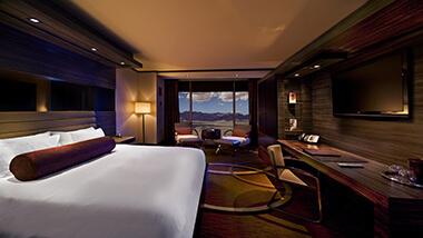 Luxury Hotel Rooms M Resort Spa Casino Las Vegas