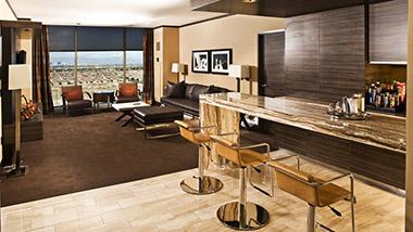 Living Room in Classic One Bedroom Suite