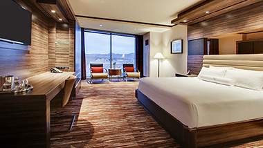 Executive King at the M Resort Las Vegas