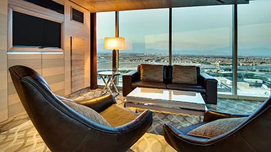 Flat Suite at the M Resort Las Vegas