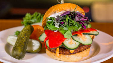 topgolf burger
